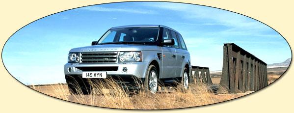 Range Roverأفضل 2006