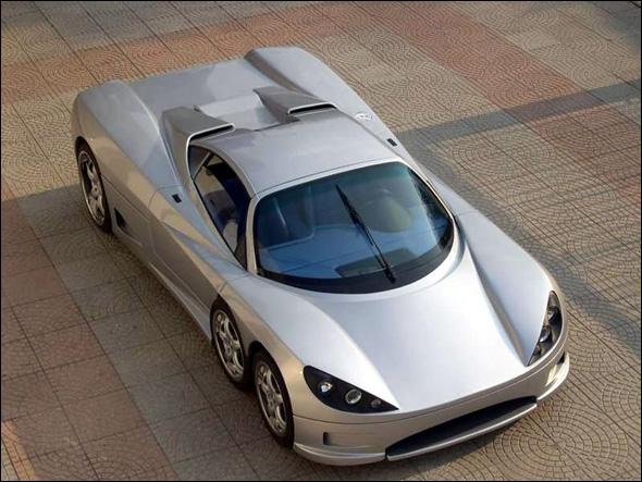 صور أغرب سيارة في العالم B06929183447