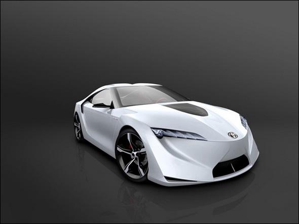 Toyota FT-HS..