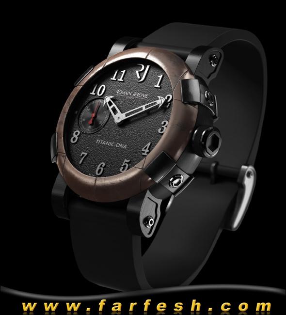 ساعات مصنوعة من حطام باخرة التيتانيك B07416101004