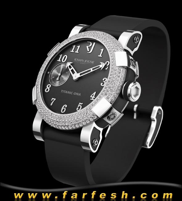 ساعات مصنوعة من حطام باخرة التيتانيك B07416101455