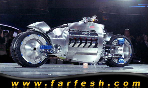 أسرع دراجة نارية في العالم B07619173356