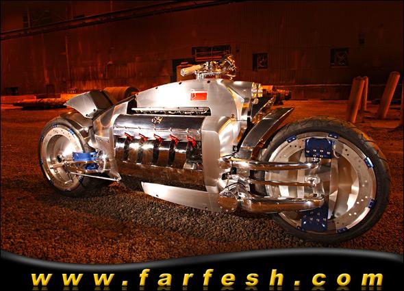 أسرع دراجة نارية في العالم B07619173434