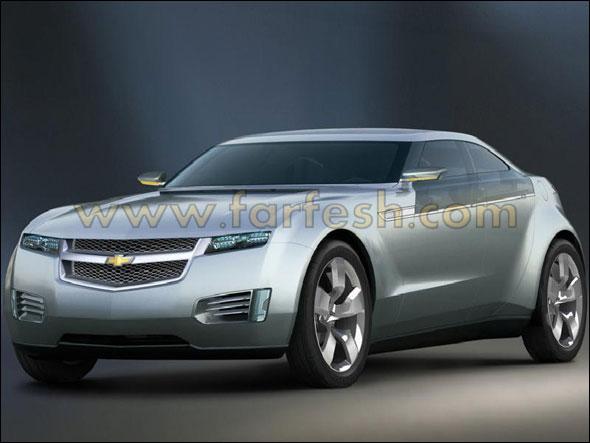 صور للسيارة شيفروليه كروووز و شيفروليه فولت الكهربائية B0879132805