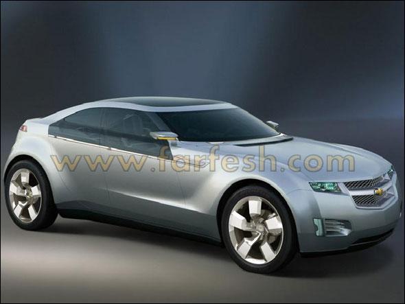 صور للسيارة شيفروليه كروووز و شيفروليه فولت الكهربائية B0879132820