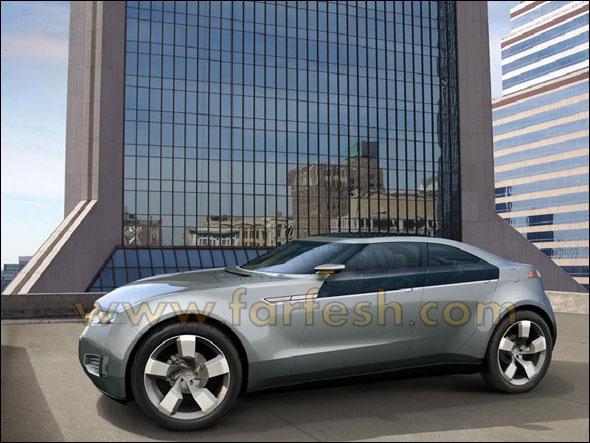 صور للسيارة شيفروليه كروووز و شيفروليه فولت الكهربائية B0879132828