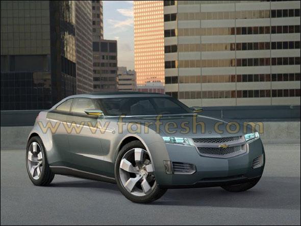 صور للسيارة شيفروليه كروووز و شيفروليه فولت الكهربائية B0879132857