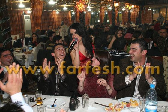 صورة رقم 14 - تحية وقبلة من الفنانة ليال عب ود إلى قر اء فرفش