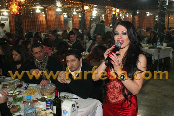 صورة رقم 9 - تحية وقبلة من الفنانة ليال عب ود إلى قر اء فرفش