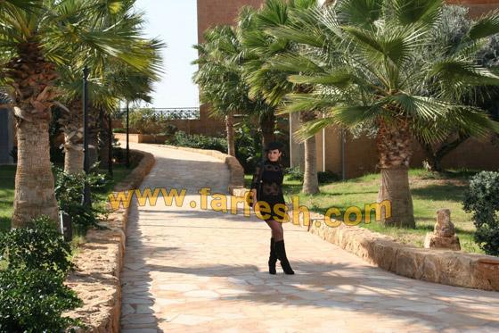 صورة رقم 11 - تحية وقبلة من الفنانة ليال عب ود إلى قر اء فرفش