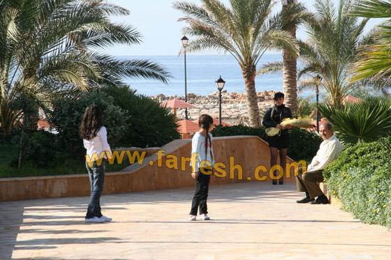 صورة رقم 12 - تحية وقبلة من الفنانة ليال عب ود إلى قر اء فرفش
