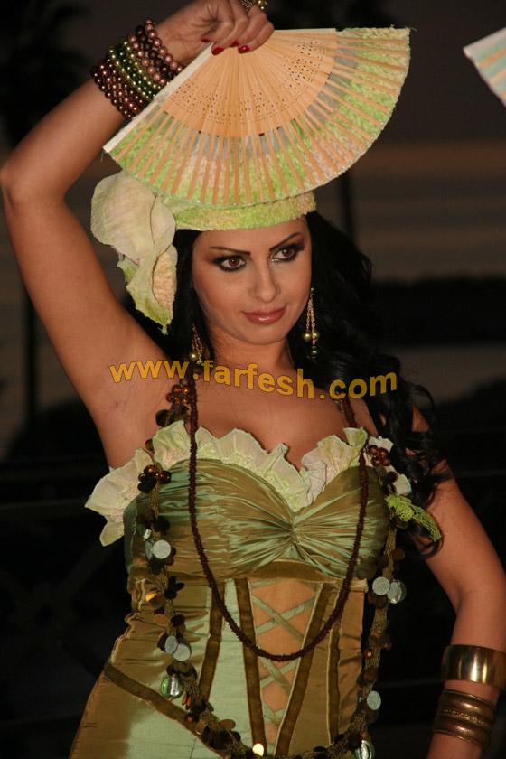 صورة رقم 4 - تحية وقبلة من الفنانة ليال عب ود إلى قر اء فرفش