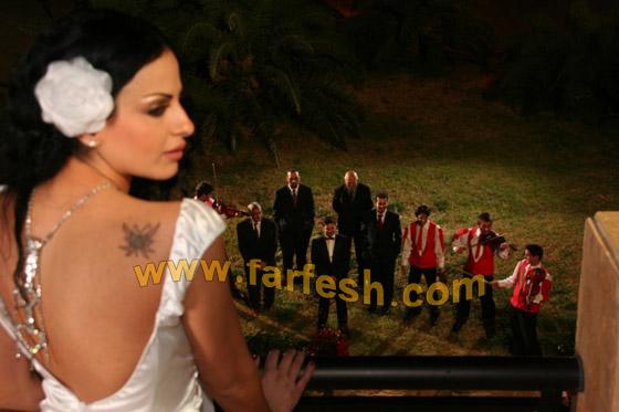 صورة رقم 2 - تحية وقبلة من الفنانة ليال عب ود إلى قر اء فرفش