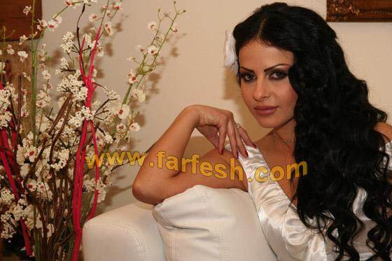 صورة رقم 1 - تحية وقبلة من الفنانة ليال عب ود إلى قر اء فرفش