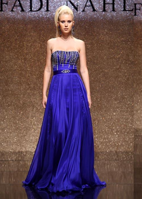 22e774c6c0281 صورة رقم 1 - اجمل التصاميم لفستان السهرة!