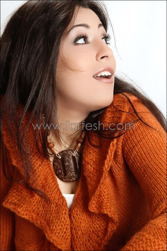 صورة رقم 1 - بالصوت والصورة النجمة ايتن عامر ترسل قبلة إلى فرفش