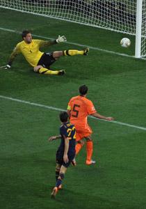 صورة رقم 1 - مونديال 2010.. بطلة العالم سج لت رقما قياسيا في أقل عدد أهداف!!