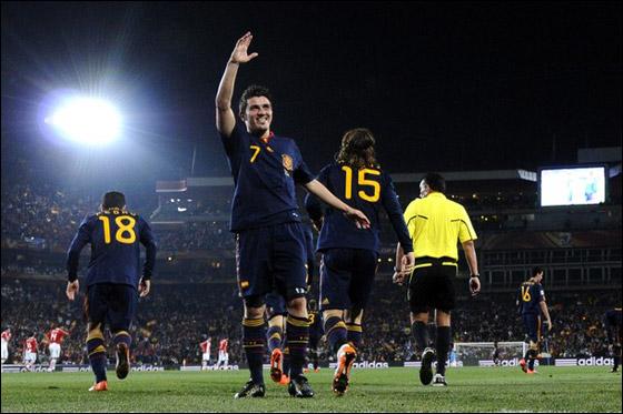 صورة رقم 14 - مونديال 2010.. بطلة العالم سج لت رقما قياسيا في أقل عدد أهداف!!