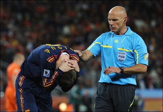صورة رقم 3 - مونديال 2010.. بطلة العالم سج لت رقما قياسيا في أقل عدد أهداف!!