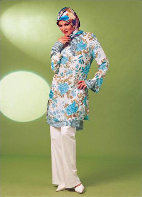 1c0bc93590b98 صورة رقم 6 - أجمل الملابس للنساء المحجبات!