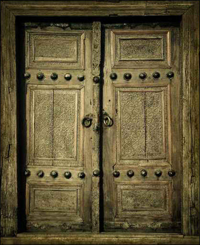 Farfesh for Mesas de puertas antiguas