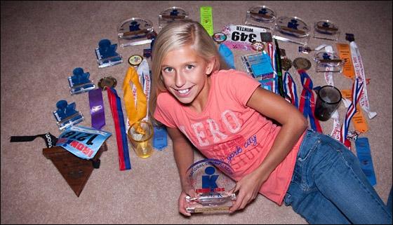صورة رقم 3 - مؤثر: طفلة يتيمة تجمع 250 ألف دولار لأبحاث علاج السرطان!