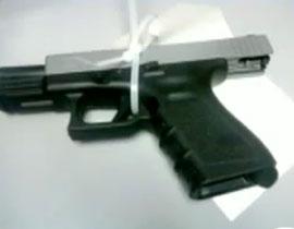 صورة رقم 1 - طفل يحمل مسدسا الى الحضانة.. عثر عليه في سيارة والدته!