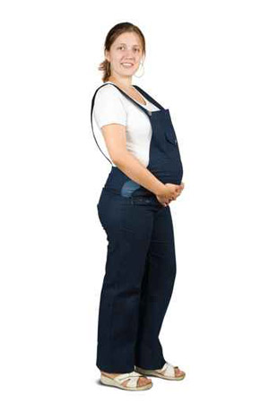 9b622f1a95c28 صورة رقم 3 - للنساء الحوامل.. شاهدوا اجمل الملابس لفترة الحمل!