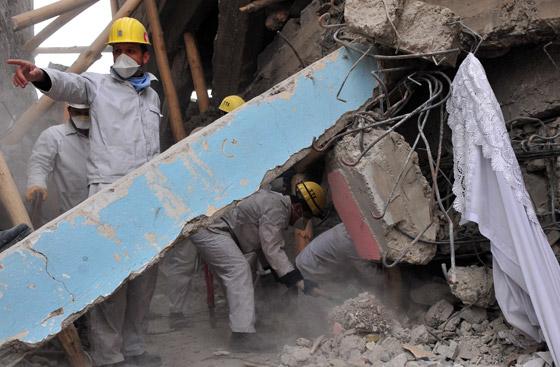 صورة رقم 2 - شاب ينجو من زلزال تركيا بفضل هاتفه المحمول!