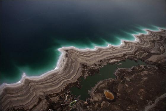 صورة رقم 6 - لا عجائب في العالم العربي مغارة جعيتا والبحر الميت