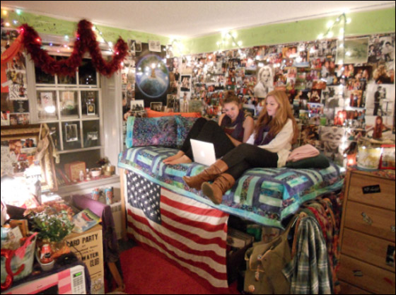 Decorating Ideas > These Students Transformed Their Dorms  Vera Bradley  ~ 020021_Cool Double Dorm Room Ideas