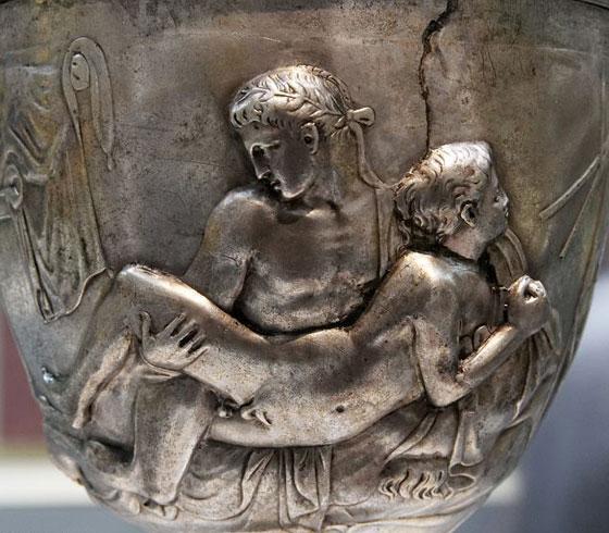 Рабство в Древнем Риме. Терракота. Маскулинность. Латинский язык. Pater