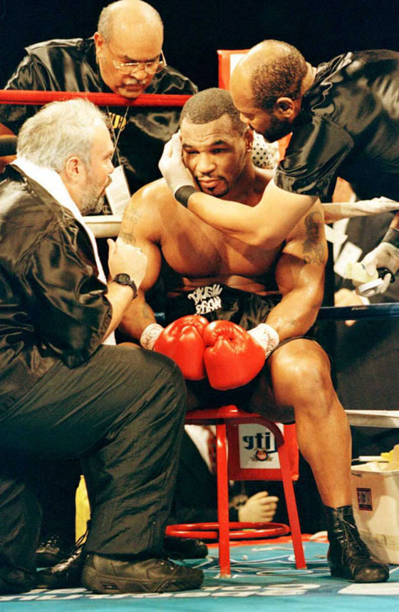 masculinity of mike tyson Mike tyson's 'undisputed truth' neither proves his innocence nor november 11, 2013 mike tyson is an american justice system where black masculinity is.