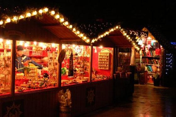 صورة رقم 4 - 80 مليار يورو حجم المبيعات في عيدي الميلاد ورأس السنة بألمانيا