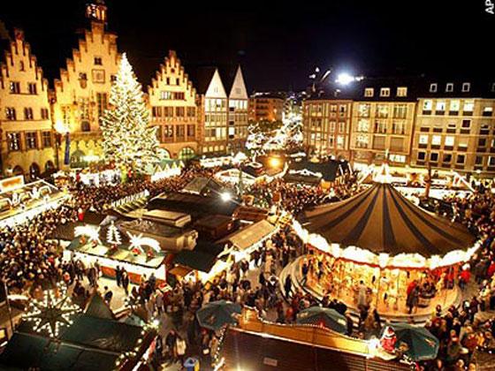 صورة رقم 5 - 80 مليار يورو حجم المبيعات في عيدي الميلاد ورأس السنة بألمانيا