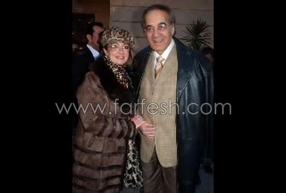 الفنانة شهيرة زوجة محمود ياسين تطل بقبعة تظهر شعرها وبدون حجاب صورة رقم 1