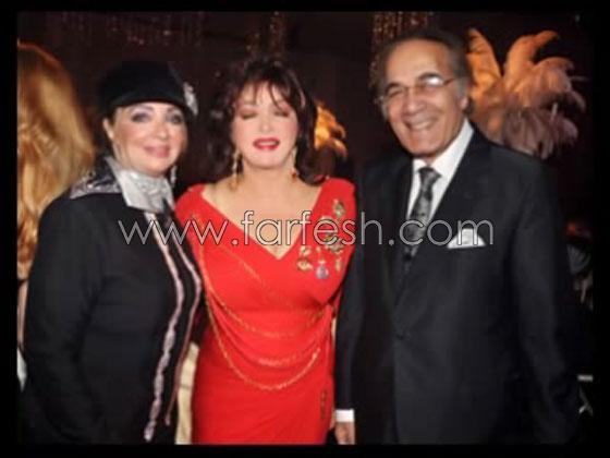 الفنانة شهيرة زوجة محمود ياسين تطل بقبعة تظهر شعرها وبدون حجاب صورة رقم 2
