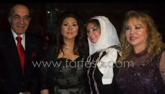الفنانة شهيرة زوجة محمود ياسين تطل بقبعة تظهر شعرها وبدون حجاب صورة رقم 3
