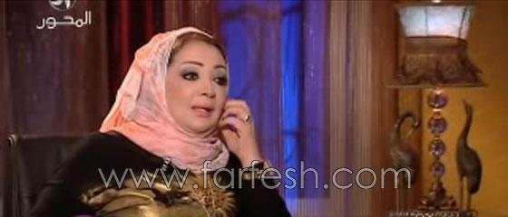 الفنانة شهيرة زوجة محمود ياسين تطل بقبعة تظهر شعرها وبدون حجاب صورة رقم 5