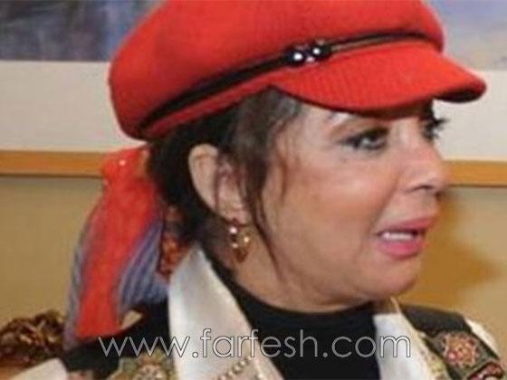 الفنانة شهيرة زوجة محمود ياسين تطل بقبعة تظهر شعرها وبدون حجاب صورة رقم 6