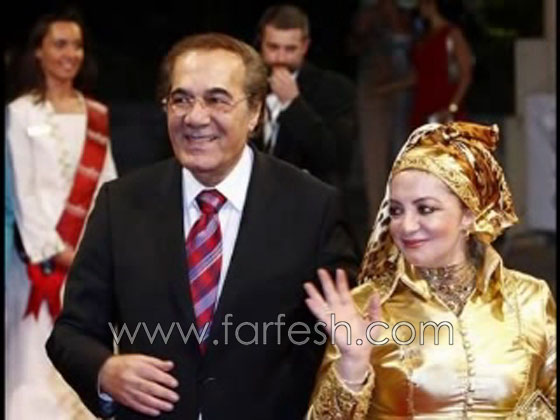 الفنانة شهيرة زوجة محمود ياسين تطل بقبعة تظهر شعرها وبدون حجاب صورة رقم 7