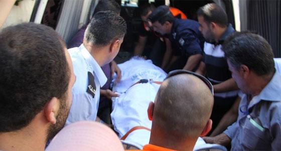 لقطات تصور اعدام جنود اسرائيل لشابين دون اي سبب صورة رقم 12
