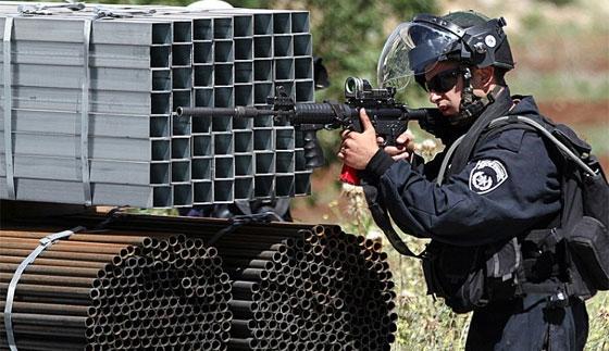 لقطات تصور اعدام جنود اسرائيل لشابين دون اي سبب صورة رقم 31