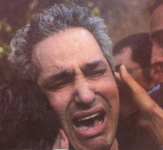 لقطات تصور اعدام جنود اسرائيل لشابين دون اي سبب صورة رقم 9