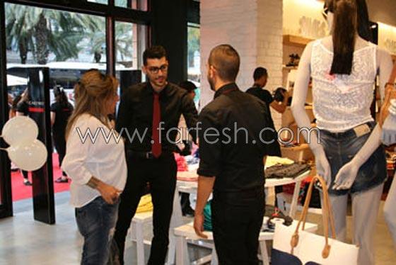 صورة رقم 25 - احتفال مميز بافتتاح (كاسترو) الجديد في مركز الناصرة