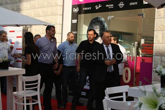 صورة رقم 6 - احتفال مميز بافتتاح (كاسترو) الجديد في مركز الناصرة