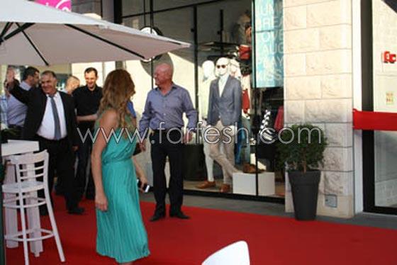صورة رقم 9 - احتفال مميز بافتتاح (كاسترو) الجديد في مركز الناصرة