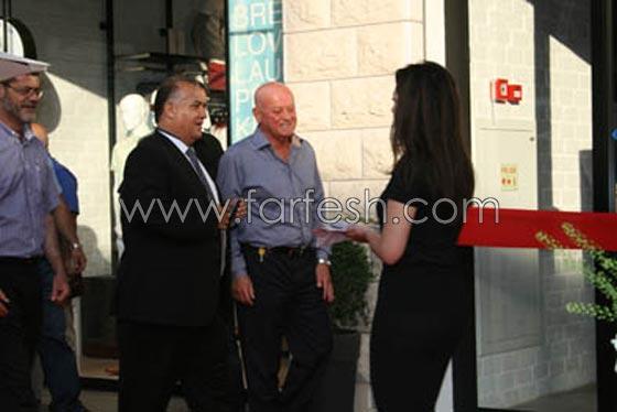 صورة رقم 11 - احتفال مميز بافتتاح (كاسترو) الجديد في مركز الناصرة