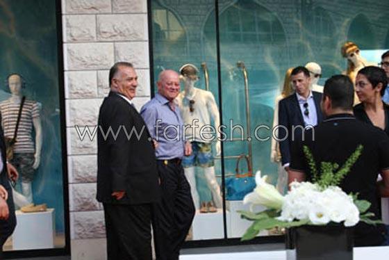 صورة رقم 10 - احتفال مميز بافتتاح (كاسترو) الجديد في مركز الناصرة