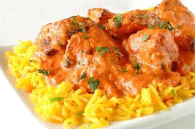 صورة رقم 2 - طباق رمضاني: كبسة الدجاج مع صلصة الدقوس